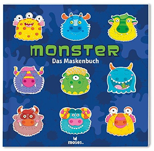 Das Maskenbuch Monster (Masken Monster)