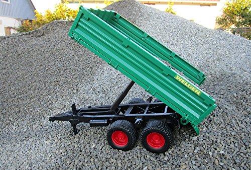 RC Auto kaufen Traktor Bild 4: RC Traktor Fendt 1050 Vario mit Bordwandanhänger -ca 80 cm 1:16