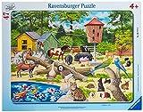 Ravensburger 06777 - Im Streichelzoo
