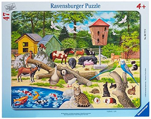 Ravensburger 06777 – Im Streichelzoo
