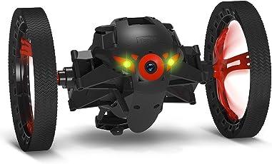 Parrot Jumping Sumo Minidrone (WiFi, Wide Angled Kamera) schwarz