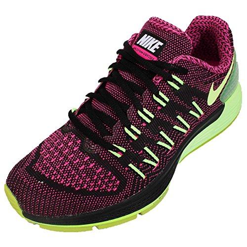 Nike Wmns Air Zoom Odyssey, schwarz / weiÃ?-rosa Pow-ghost Grün, 6 Us Schwarz Rosa Grün
