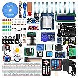LAFVIN UNO ultimative Starter Kit für Arduino UNO R3 Mega2560 Mega328 Nano mit Anleitung