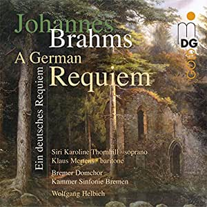 Thorhill/Mertens/Domchor/Kammer Sinfonie Bremen
