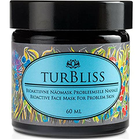 Face Mask for Problem Skin by Turbliss | 100% Natural