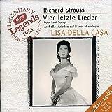 Richard Strauss : Quatre derniers lieder - Arabella, Ariane à Naxos, Capriccio (extraits)
