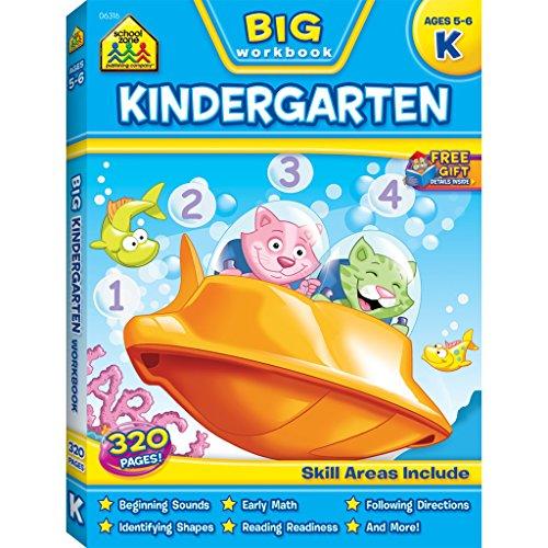 Download Big Kindergarten Workbook PDF GiladTafa