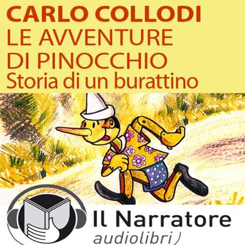Le avventure di Pinocchio. Storia di un burattino  Audiolibri