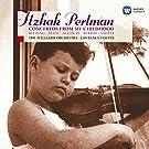 Itzhak Perlman : Concertos from my childhood (