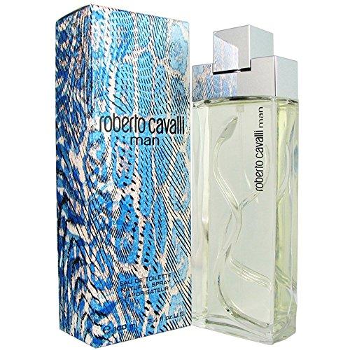 Roberto Cavalli Men, homme/man, Eau de Toilette, Vaporisateur/Spray, 100 ml