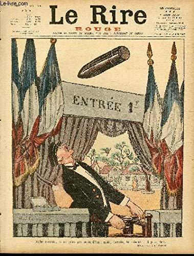Le rire, N°198 de la série rouge - Edition de guerre - Boche assassin, tu ne paies pas...