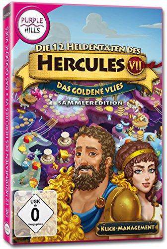 Die 12 Heldentaten des Herkules 7 - Das goldene Vlies Sammler [Windows 7]