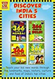 Learn Words, Discover India's Cities books pack for Kids - General knowledge and activity books