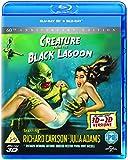 Creature From the Black Lagoon (60th Anniversary Edition) [Blu-ray 3D + Blu-ray] [1954] [Region Free]