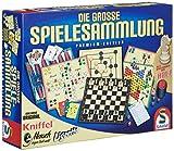 Schmidt Spiele 49125 - Die große Spielesammlung
