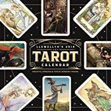 Llewellyn's 2018 Tarot Calendar: Insights, Spreads & Tips