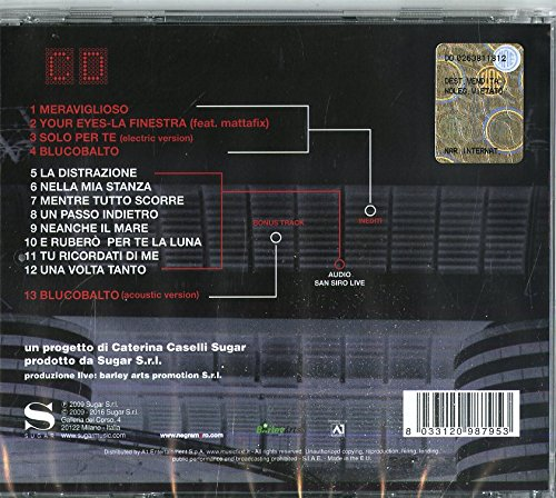 Zoom IMG-1 san siro live 2008