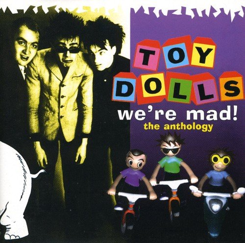 We'Re Mad! the Anthology (Nellie Doll)