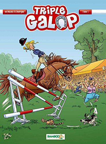 TRIPLE GALOP T1 TOP HUMOUR 2016