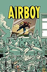 Airboy Deluxe Edition by James Robinson (2016-04-26)