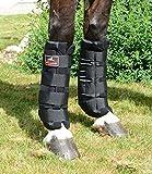 VITANDAR 1 paio di ghette da stalla con effetto a infrarossi per cavalli, gamba anteriore