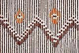 Catral Deutschland Dekoration, Türvorhänge Taiping 60 L, bunt, 90 x 200 cm, 71060005