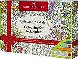 Faber-Castell Coffret cadeau Feutres Coloriage pour Relaxation - Best Reviews Guide