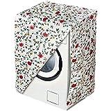 Ducomi® Turbo Wash–Funda para grandes electrodomésticos de baño y cocina–Ideal para lavadoras y secadoras–Evita el deterioro de la máquina–82x62x57cm