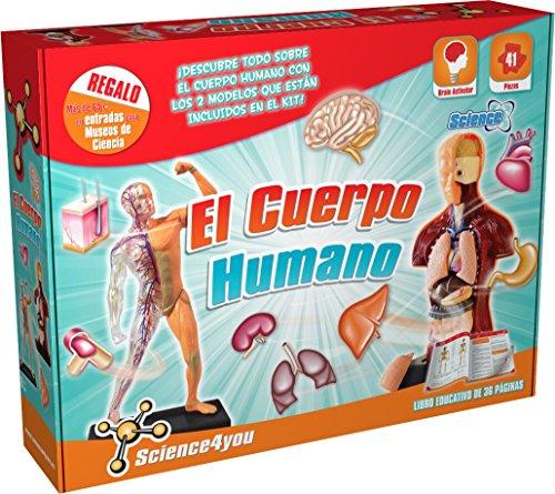 science4you-science4you-el-cuerpo-humano-w13943