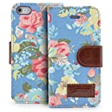 Saxonia Deluxe Tasche für Apple iPhone SE