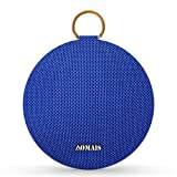 AOMAIS Ball Altavoz Portátil Inalámbrico Bluetooth, Estéreo, Bajo Potente 15W Y llamadas Manos Libres, Altavoz Impermeable IPX7 Bluetooth 4.2, Adecuado Para el Hogar, Fiesta, Coche, Viaje, Playa, Piscina.