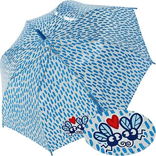 glockenschirm-transparent-durchsichtig-moskito-love-blau