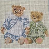 Domenica migliore Bears (Orsetto in stile vittoriano vestito) Tela–DMC -