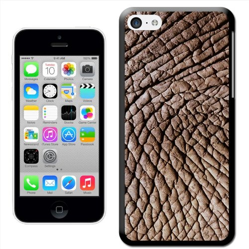 Fancy A Snuggle 'Peacock Extravaganza' Hard Case Clip On Back Cover für Apple iPhone 5C Elephant Skin