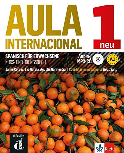 Preisvergleich Produktbild Aula internacional nueva edición 1: Kurs- und Übungsbuch + MP3-CD