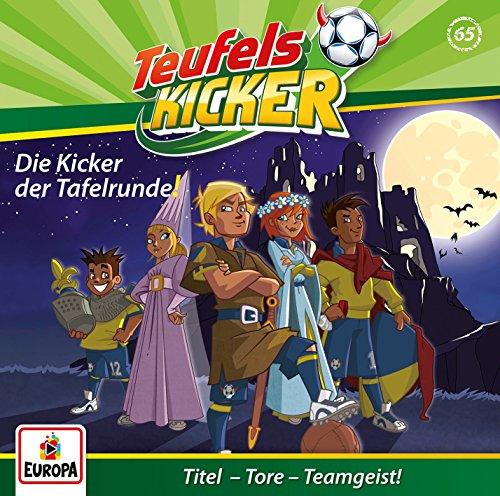 Die Teufelskicker (65) Die Kicker der Tafelrunde - Europa 2017