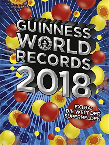Guinness World Records 2018  - Version Allemande