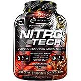 Muscletech Performance Series Nitrotech Dietary Supplement - 1084 G (Decadent Brownie Cheesecake)