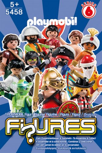 PLAYMOBIL 5458 - Figures Boys - Serie 6