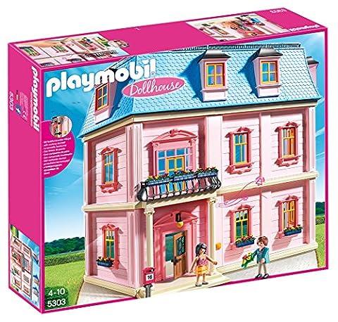 Grande Maison Playmobil - Playmobil - 5303 - Maison