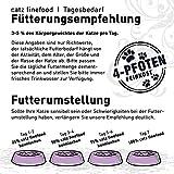 Catz finefood Katzenfutter Multipack II 6x400g (No.15-No.25), 1er Pack (1 x 2.4 kg) - 3