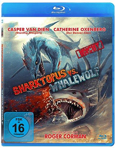 Bild von Sharktopus vs Whalewolf - uncut Edition [Blu-ray]