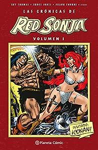 Crónicas de Red Sonja nº 01/04 par Roy Thomas