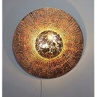 Design Leuchte Wandlampe Kupfer