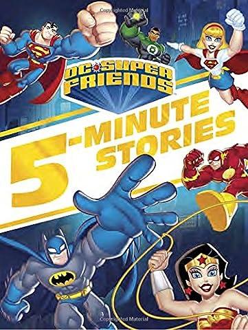 DC Super Friends 5-Minute Story Collection (DC Super Friends)