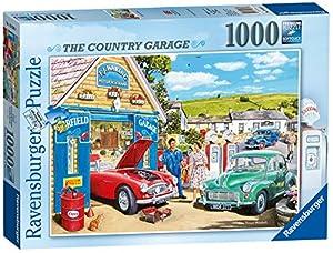 Ravensburger The Country Garage, Puzzle de 1000 Piezas