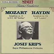 Famous Conductors: Josef Krips