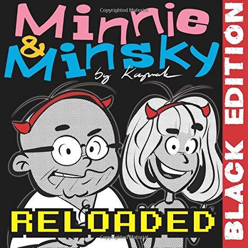 Minnie & Minsky Reloaded Black Edition: Schwarz auf weiß vom skurrilen Paar por Nuesret Kaymak
