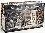 Calendario Navideño de Especias y Condimentos 24 diferentes mezclas