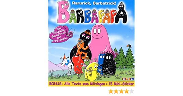 BARBAPAPA CD2 TÉLÉCHARGER